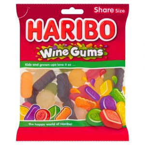 Haribo - Wine Gums